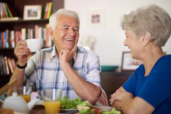 Comparatif Guide alimentation senior / alimentation pour seniors