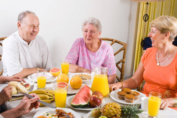 Santé : Alimentation seniors inpes / alimentation pour senior