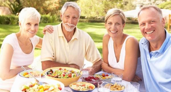 Comparatif Alimentation seniors doctissimo et quiz alimentation senior
