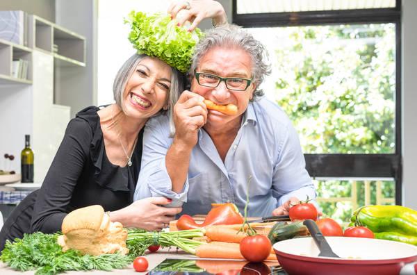 Comparatif Alimentation seniors ou guide alimentation senior