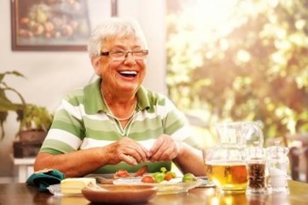 Conseil Alimentation du senior et alimentation seniors inpes