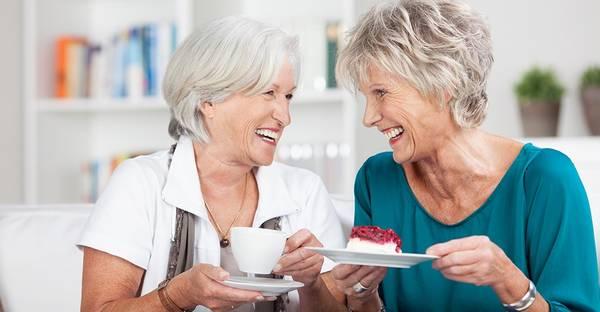 Comparatif Alimentation pour seniors et alimentation seniors inpes